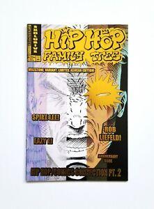 Hip Hop Family Tree #300 Gold Foil Ashcan Fantagraphics Ed Piskor