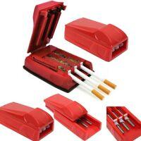 Mini Tripler Tubeuse à Cigarette Rouleuse Machine à Tuber à Rouler Tabac Manuel