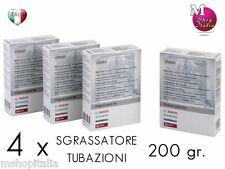 Sgrassante lavastoviglie 4x200gr Bosch Siemens Neff Gaggenau 00311580 311580