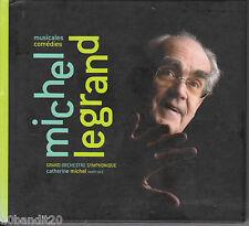 MICHEL LEGRAND COMEDIES MUSICALES 2009 NAIVE 3298490016633