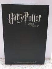 DVD HARRY POTTER et l'Ordre du Phenix - Edition Collector numéroté 3DVD