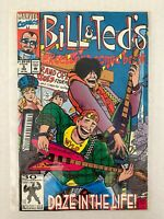 BILL & TED'S EXCELLENT COMIC BOOK #3 MARVEL UNREAD NM/MT
