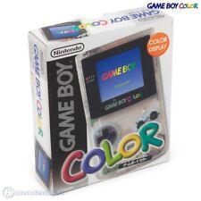 GameBoy Color - Konsole #Clear (JAP) (mit OVP) (sehr guter Zustand)