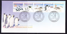 AAT 1988 Environment Conservation First Day Cover  Macquarie Island Cancellation