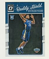 2016-17 Donruss Optic #156 BUDDY HIELD RC Rookie Sacremento Kings QTY AVAILABLE