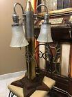 WW1 Freemason Masonic Lamp 1915 Artillery Shell Trench Art  SUPER RARE ((LOOK))