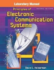 Principles Of Electronic Communication Systems, Lab Manual with CD-ROM [Dec 26..