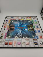 Monopoly Empire Replacement Game Board, Instructions, Chance And Empire Cards