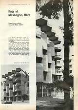1960 Apartments, Cate House, Massagno