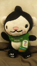 "Vancouver Whistler 2010 winter Olympics Miga  mascot 7.5"" tall plush"