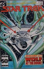 DC Comics STAR TREK Issue 23 Wolf at the door 1985 Mint! Free UK postage