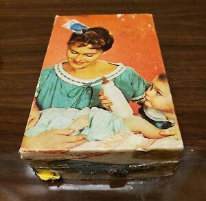 Vintage Tuco Miniature Children's Puzzle 30 piece A Happy Family