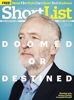 The SHORTLIST Short List 473 1 JUNE 2017 Jeremy Corbyn Wonder Woman Front Cover