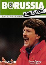 BL 90/91 Borussia Mönchengladbach - FC Bayern München, 16.04.1991