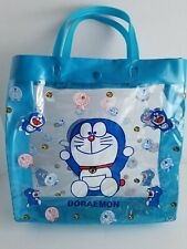Doraemon Snap Closure Reusable Shopping Bag Tote Purse Book Bag Toy Pouch