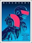 DAFT PUNK  - TIM DOYLE  - AP Print 2016 - FROM A LIMITED EDITION 100