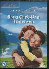 HANS CHRISTIAN ANDERSON - DANNY KAYE GENUINE UK RELEASE REGION 2 NEW SEALED