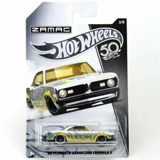 Hot Wheels - '68 Plymouth Barracuda Formula S - NUEVO