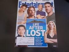 Lost, Evangeline Lilly, Jason Patric - Entertainment Weekly Magazine 2011