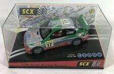 SCX 60840 Hyundai Accent WRC Montecarlo 2002 1#7 Racing Slot Car 1/32 Boxed NIB