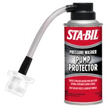 Pressure Washer Pump Protector Pistons Seals Saver Anti Freeze Sta Bil 4 Oz