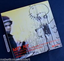 JEAN MICHEL BASQUIAT ART COVER ANTI NEW YORK VINYL 2 LP VERY RARE