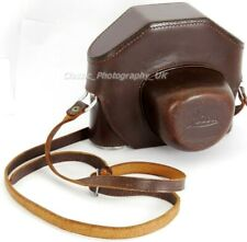 Leather Case similar to ESOOG by LEITZ Wetzlar for LEICA Ic LEICA IF/2f Leica IG
