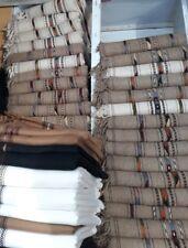 handmade AFGHAN PATU PATOO BLANKET WOOL SHAWL SCARF MENS WOMENS  MIX and Solid