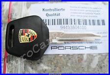 Genuine PORSCHE 911 912E 914 914-6 930 964 965 993 LED Lighted Key Head & Blank