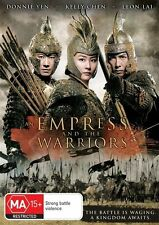 A Empress And The Warriors (DVD, 2010)