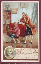 Chromo CHOCOLATERIE D'AIGUEBELLE 230613 - REYNOLDS signature peintre anglais