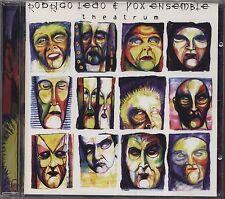 RODRIGO LEAO & VOX ENSEMBLE - Theatrum - CD 1996 COME NUOVO SK 63033