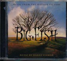 Big Fish - Original Soundtrack cd (promo)