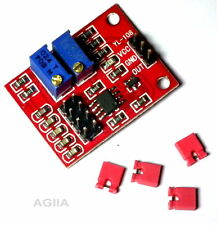 NE555 Pulse Module LM358 Duty Cycle Frequency Adjustable Module Square Wave - UK