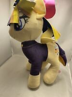 My Little Pony Big Soft Toy Plush Hasbro 2016 Songbird Serenade 35cm Plushie Dol