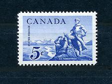 Le Canada 1958 La Verendrye commémoration sg504 neuf sans charnière
