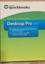 Intuit QuickBooks Desktop Pro 2017 Small Business Accounting