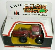 New ListingInternational Harvester 6388 Anteater Tractor 1/64 scale byErtl StiIl in Blister