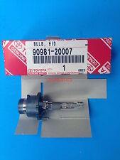 01-05 IS300 HID Discharge Headlamp bulb NEW genuine Lexus OEM 90981-20007