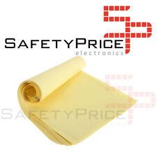 5 LAMINAS TRANSFERENCIA TERMICA A4 circuitos DIY PCB placa cobre hoja papel