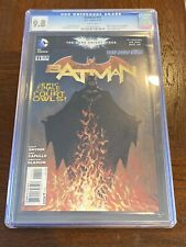 BATMAN # 11 / The new 52! / CGC Universal 9.8 / September 2012 / DC COMICS