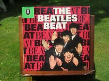 1960`s The Beatles Beat  LP Record Odeon German Stereo Blue Label VGC
