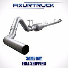 "AFE 4"" Atlas Exhaust For 11-14 Ford Powerstroke Diesel 6.7L DPF Delete F250 F350"