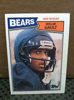 1987 Topps # 48 Willie Gault ..  MInt ..    BEARS **** RF-4335