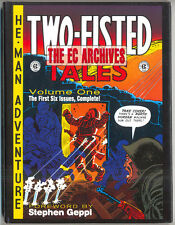 EC Archives: TWO-FISTED TALES,  Vol. 1, Dark Horse Edition
