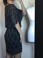 Untold Heavy Embellished Dress Catsby Size 10