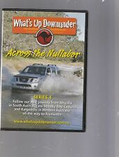 NEW:What's up Downunder - Across The Nullabor Series 4 DVD Whyalla to Fremantle
