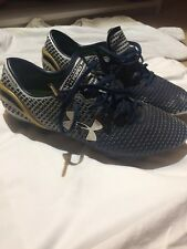 Notre Dame Soccer Used Under Armour Firm Ground Cleats Size 7.5