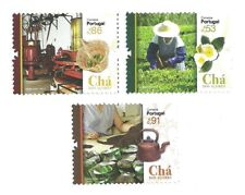 Portugal 2019 - Azores Tea set MNH