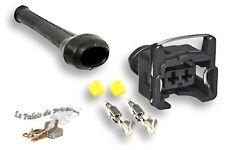 Connecteur injecteur - compatible Bosch EV1 - 2 broches